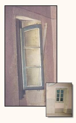 Fenetre l 39 ancienne vitrage mastiquer cot ext rieur for Mastiquer une fenetre